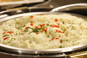 freeze mashed potatoes